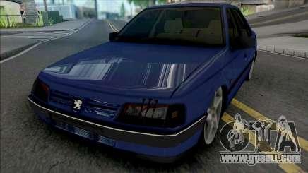 Peugeot 405 GLX Sport for GTA San Andreas