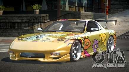 Mazda RX7 SP-I S4 for GTA 4