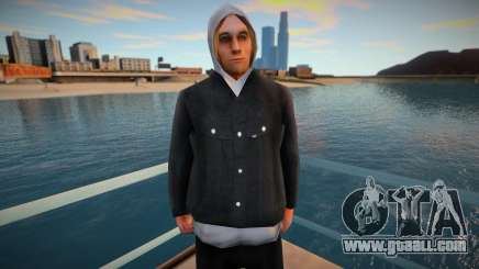 New Wmyst skin for GTA San Andreas