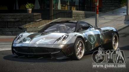 Pagani Huayra GS S2 for GTA 4