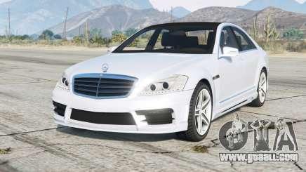 Mercedes-Benz S-klasse WALD Black Bison Edition Sports Line (W221) 2010〡add-on for GTA 5