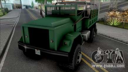 Barracks GTA LCS for GTA San Andreas