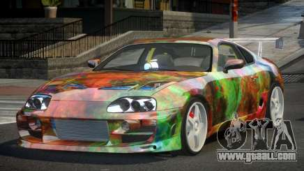 Toyota Supra M4 S7 for GTA 4