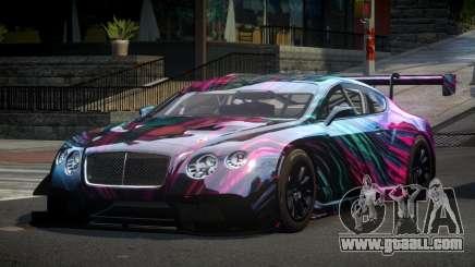 Bentley Continental SP S4 for GTA 4