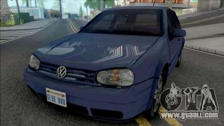 Volkswagen Golf MK4 GTI (NFS Underground 2) for GTA San Andreas