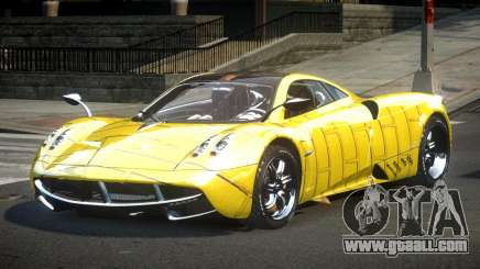 Pagani Huayra SP U-Style S5 for GTA 4