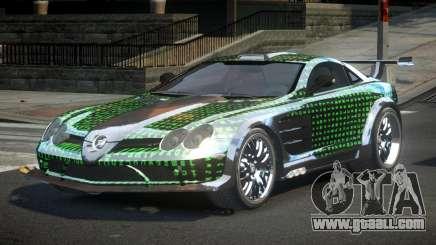 Mercedes-Benz SLR US S6 for GTA 4