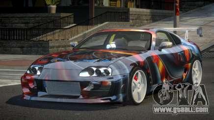 Toyota Supra M4 S2 for GTA 4