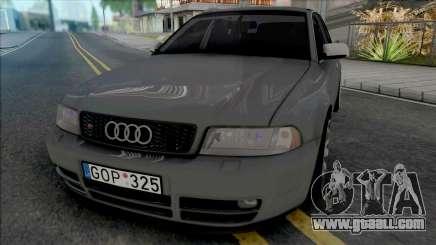 Audi S4 B5 Avant [HQ] for GTA San Andreas