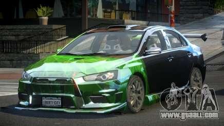 Mitsubishi Evo X SP S10 for GTA 4