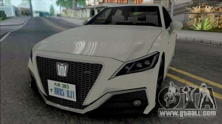 Toyota Crown RS Advance 2021 for GTA San Andreas