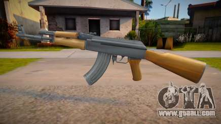 New AK-47 (good weapon) for GTA San Andreas