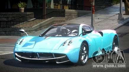 Pagani Huayra SP U-Style S4 for GTA 4