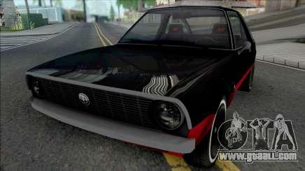GTA V Declasse Rhapsody [VehFuncs] for GTA San Andreas