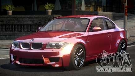 BMW 1M E82 US for GTA 4