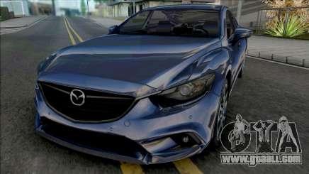 Mazda 6 (Asphalt 8) for GTA San Andreas