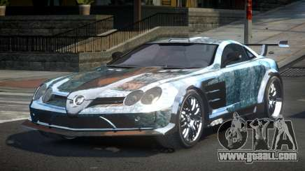 Mercedes-Benz SLR US S1 for GTA 4