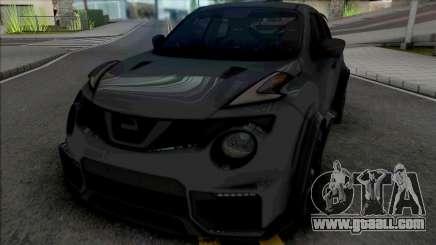 Nissan Juke R for GTA San Andreas