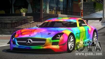 Mercedes-Benz SLS GT-I S8 for GTA 4