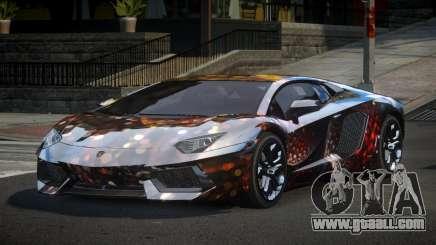Lamborghini Aventador GST Drift S2 for GTA 4