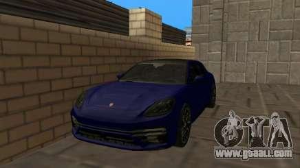 Porsche Panamera Turbo S Turismo for GTA San Andreas
