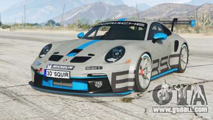 Porsche 911 GT3 Cup (992) 2020〡add-on for GTA 5