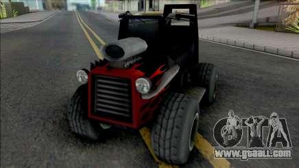 Hotrod Quad for GTA San Andreas