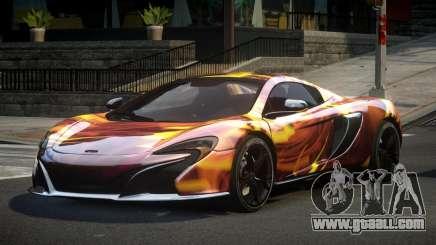 McLaren 650S BS S1 for GTA 4