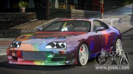 Toyota Supra M4 S8 for GTA 4