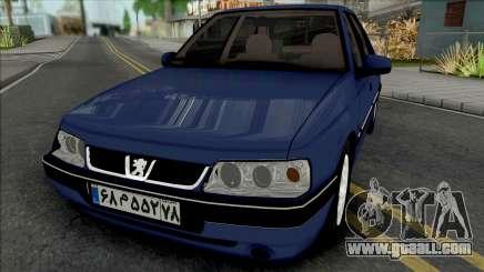 Peugeot 405 SLX [ADB IVF] for GTA San Andreas
