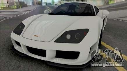 Noble M600 2010 [RHD] for GTA San Andreas