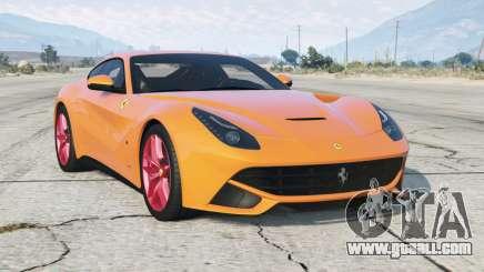 Ferrari F12berlinetta 2012〡add-on v1.1 for GTA 5
