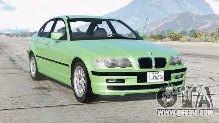 BMW 328i sedan (E46) 2000〡add-on for GTA 5