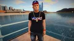 Bully Jimmy Hopkins Casual V1 DLC Los Santos Tun for GTA San Andreas