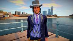 John Marston suit (from RDR2) for GTA San Andreas