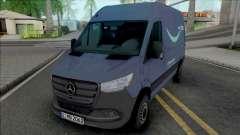 Mercedes-Benz Sprinter 2020 Amazon Delivery
