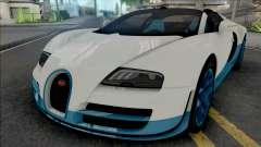 Bugatti Veyron Grand Sport Vitesse 2012