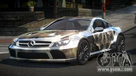 Mercedes-Benz SL65 U-Style PJ7 for GTA 4