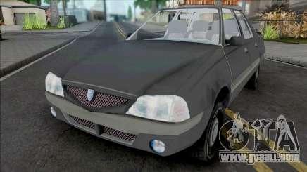 Dacia Solenza Grey for GTA San Andreas