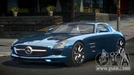 Mercedes-Benz SLS SP AMG for GTA 4