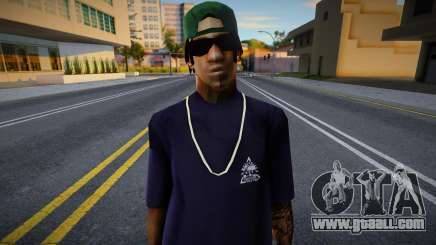Fam2 by leeroy for GTA San Andreas