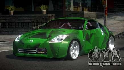 Nissan 350Z G-Tuned PJ5 for GTA 4