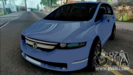 Honda Odyssey 2008 for GTA San Andreas