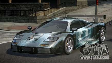 McLaren F1 GST-U PJ7 for GTA 4