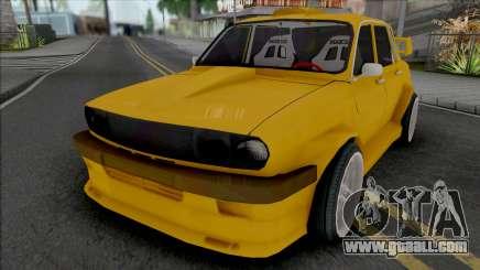 Dacia 1310 Tunata [Fixed] for GTA San Andreas