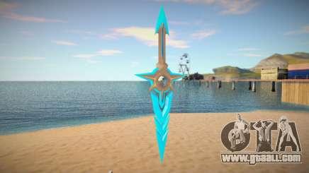 Legend Cosmic Gleam - Sword for GTA San Andreas