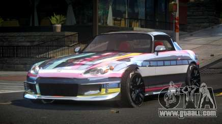 Honda S2000 Qz L3 for GTA 4