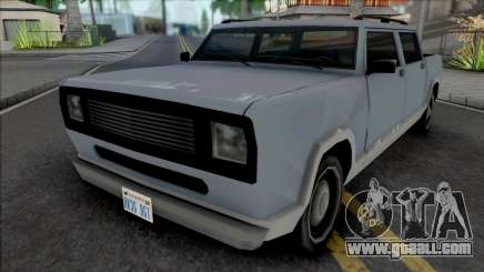 Sadler Deluxe for GTA San Andreas