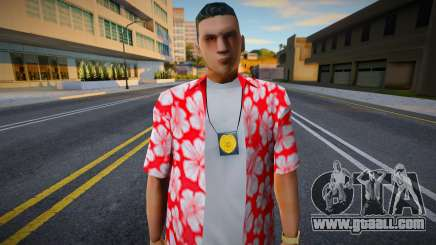 Police Detective for GTA San Andreas