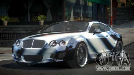 Bentley Continental ERS S8 for GTA 4